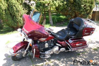 Harley Davidson electra glide ultra classig zuverkaufen