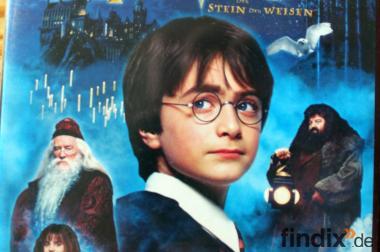 Harry Potter und der Stein der Weisen HD DVD neuwertig