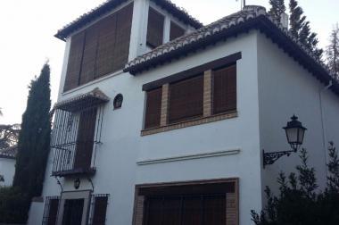 Haus im Stil eines Carmen im Albaycín zu verkaufen