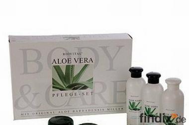 Haut Pflege Serie Aloe Vera 5 Produkte - 1 Hautpflege