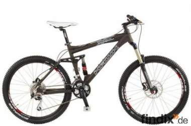 Hawk Mountainbike Vollgefedert