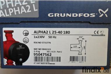 Heizungspumpe Grundfos Alpha 2L 25-40