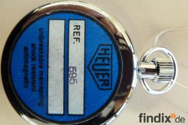 Heuer Stoppuhr Trackmate Ref. 595