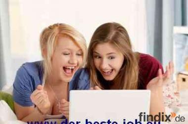 Hier wird Leistung gut bezahlt – Online-Job im Home Office für...