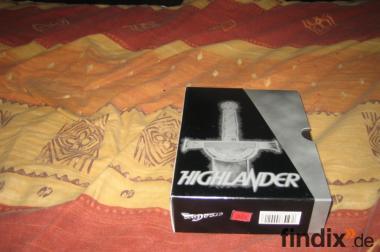 Highlander-LIMITIERTE -Premium BOX umständehalber.....