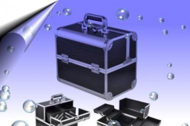 Hochwertiger Aluminium Funktionskoffer für Nageldesign um 42,90€