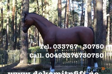 Hol Dir doch alle Deco Horse in Deinen Garten… oder nur eins...