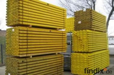 Holzschalungsträger S20 Dokaträger H20 Schalungsträger