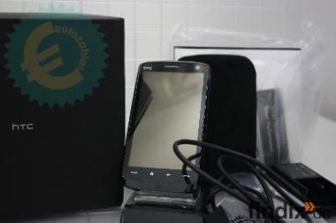 HTC Touch HD Blackstone schwarz TOP Zustand (kein Simlock)