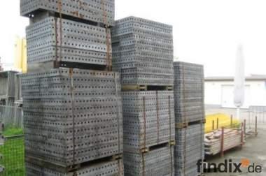 Hünnebeck Tekko Schalung zu verkaufen - gebraucht - ca. 50 qm