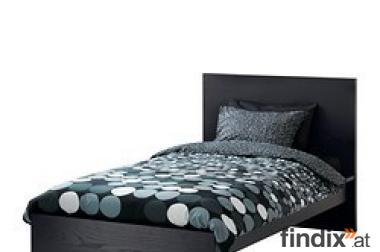 ikea bett im neuwertigen zustand g nstig 876127. Black Bedroom Furniture Sets. Home Design Ideas
