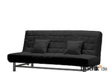 ikea schlaf sofa beddinge mit matratze l vas 308304. Black Bedroom Furniture Sets. Home Design Ideas
