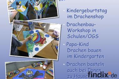Im kindergarten ogs ferienfreizeit schule einen drachen for Drachen basteln im kindergarten