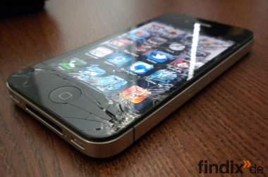 iPhone 4 Display Reparatur (Glasbruch) ### 129€ ###