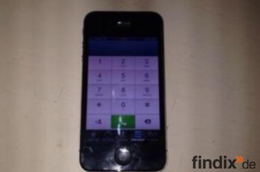 iPhone 4S schwarz