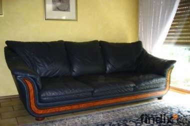 Ital. Designer XXL - Couchgarnitur von NIERI - Neupreis 6500 €