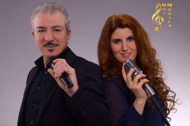 Italeinsche Live Musik  Bella Italia mit Duo Trio Band#noimusica