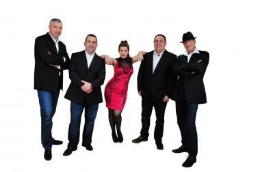 Italsband Tornero Italienische Musik Band