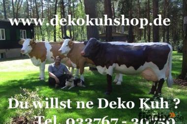 ja dann einfach mal dekokuhshop besuchen …wenn Du ne Deko Kuh