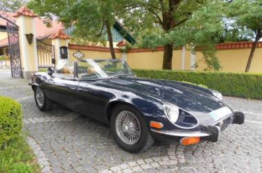Jaguar E-Type Serie 3