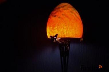 Jugendstil Tischlampe