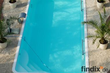 K Gfk Schwimmbecken! Einbaubecken! GfkPool! FertigPool! VENUS 7,0