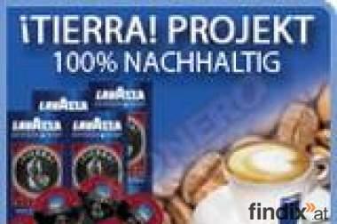 Kaffee hat ein Gewissen - Lavazza TIERRA - 100% Nachhaltig