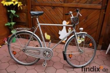 Kalkhoff Fahrrad, Alu Rahmen,28 Zoll - verkehrssicher, fahrbereit