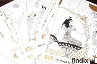 Kartenlegen, Pendeln & Channeling im Kreis WAF/MS