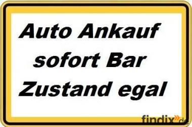 Kaufe Jedes Fahrzeug Zustand Km Bj Egal