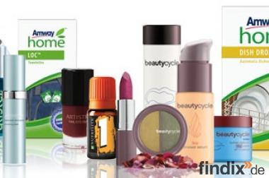 Kaufen Sie Ihre Amway Produkte einfach Online