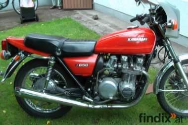 Kawasaki z650 Baujahr 1978