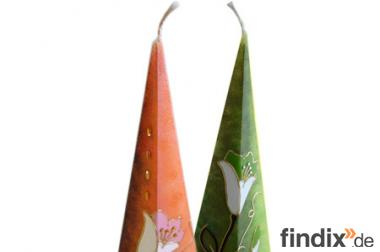 Kerzen Pyramide - Lotusblume