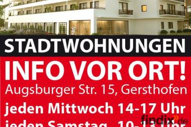 KFW 70 Neubau / Erstbezug 2014 in Gersthofen