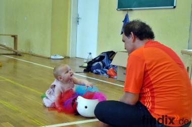 Kinderturnen Kindersport Psychomotorik Akrobatik Kindertanz