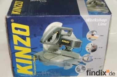 Kinzo Laser Kapp- und Gehrungssäge 48P3020 1200 W *NEU*