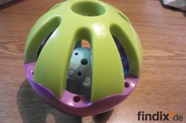 Klangball farbig ca 18cm