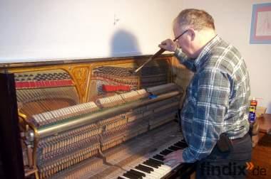Klavier & Flügelstimmungen     Bundesweit