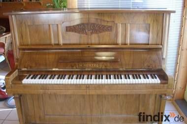 Klavier von Wilhelm Menzel Berlin ca. ab 1927