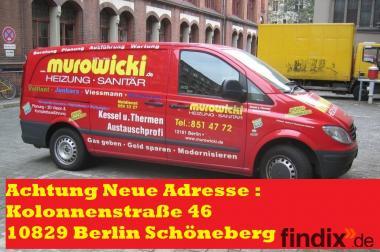 Klempner Heizung Sanitär Notdienst Berlin Schnell & Kostengünstig