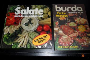 Koch und Backbücher
