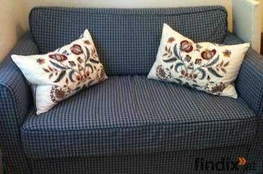 Kommode, Kleiderschrank, Sofa