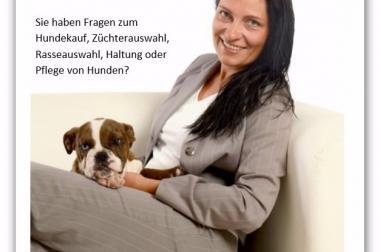 Kompetente Hunde-Beratung Direkt am Telefon !