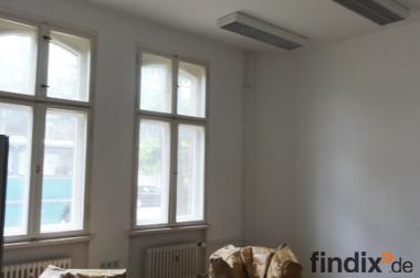 Komplette Büroeinheit mit 6 Zimmer zu vermieten