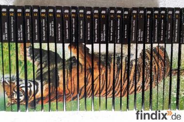 Komplette Edition Natural Killers 26 DVD,s und Schuber dazu.