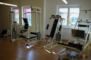 komplettes Fitnessstudio zu verkaufen / einzeln oder im Paket