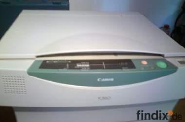 Kopierer Canon PC860  VB. 80,00€