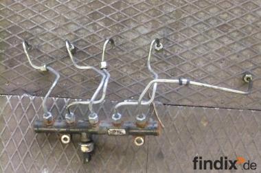 Kraftstoffpumpenleitungen - Ford Mondeo MK 4 (Limousine)
