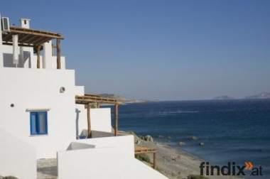 Kreta am Meer im Süden beim Dorf Kerames