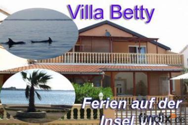 Kroatien Insel Vir mit Meeresblick für bis zu 3 Personen